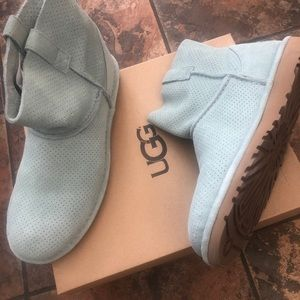 Ugg unlined summer boots size 8